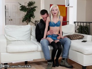 Allie sin sexy masseuse