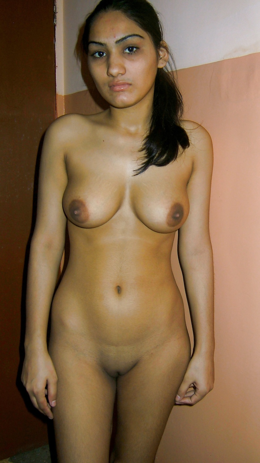 Naked lady breast